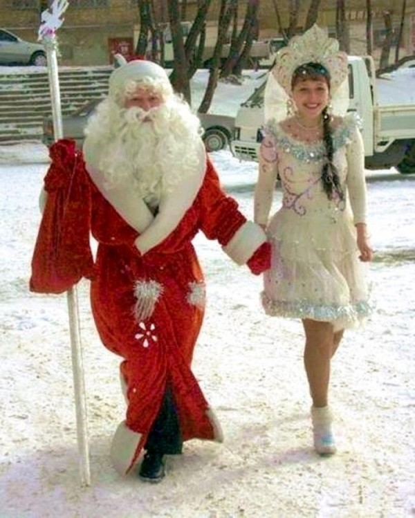Ded Moroz to Feature in Tajik New Year Festivities After All ...