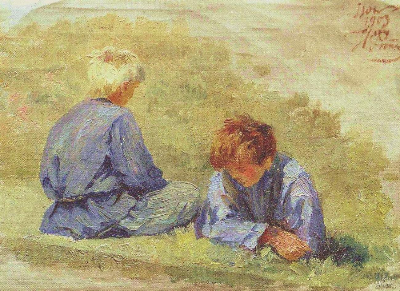 ilya-repin-boys-on-the-grass-1903.jpg