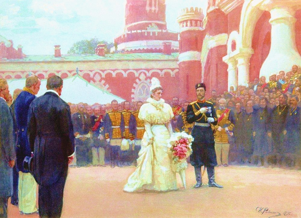 ilya-repin-imperial-reception-of-freeholding-elders-in-the-courtyard-of-the-petrovsky-palace-on-18-may-1896-1897.jpg