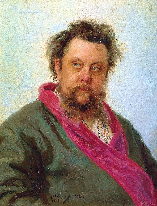 Ilya Repin(1844-1930) ve resimleri