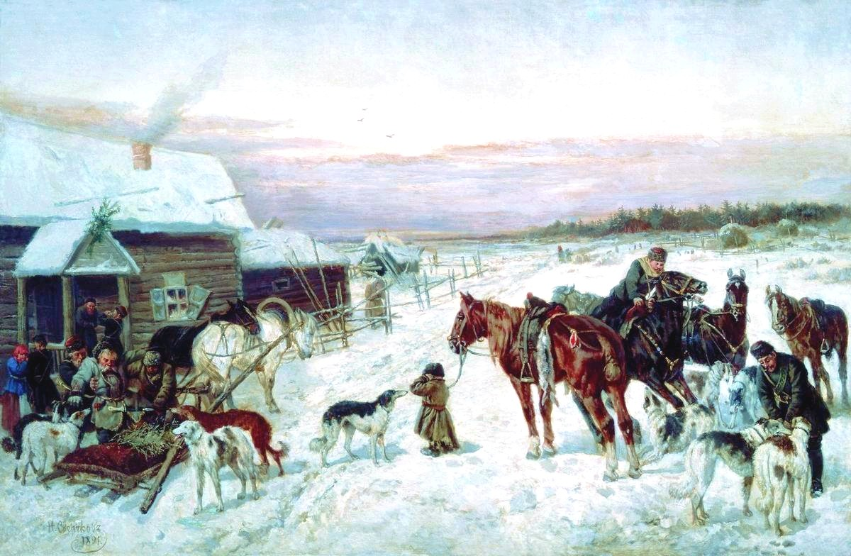 nikolai-sverchkov-at-the-winter-hunting-lodge-1891.jpg