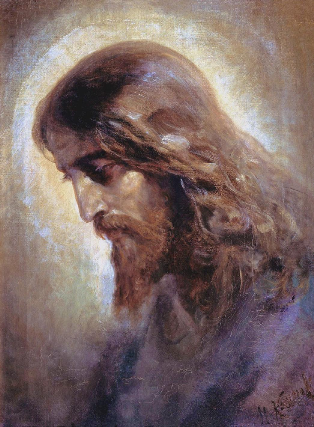 an analysis of the thought of the physical image of jesus christ As we study these 10 characteristics of jesus christ and try to develop them in ourselves, we can know that jesus christ is the way to true happiness and joy.