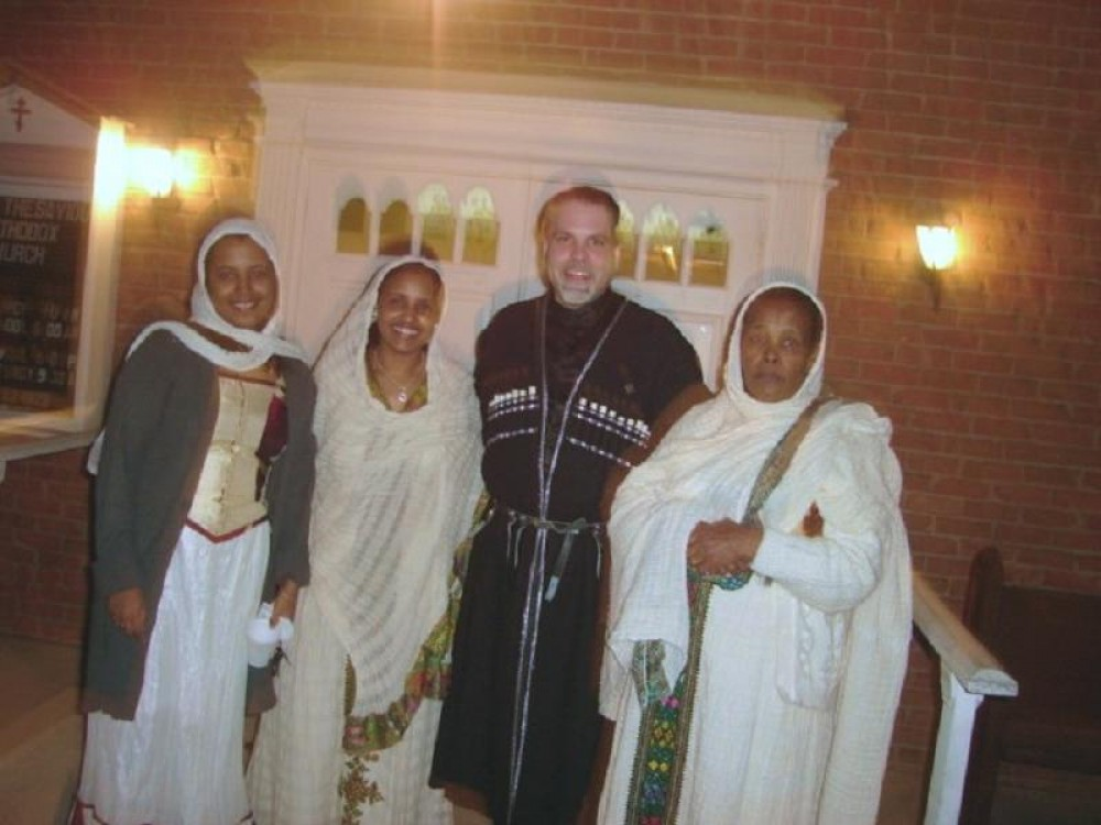 What an Easter! Ethiopia meets Russia in Harrisburg PA. | Art and ...