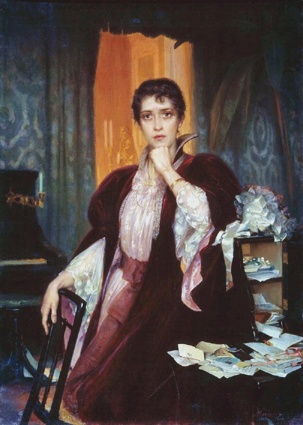 an analysis of the ending of the novel anna karenina Anna's death • death, like love, is a pervasive force in all of tolstoy's major works—but it has a special power in anna karenina, where the death of our heroine takes place under tragic circumstances at a critical point in the novel.