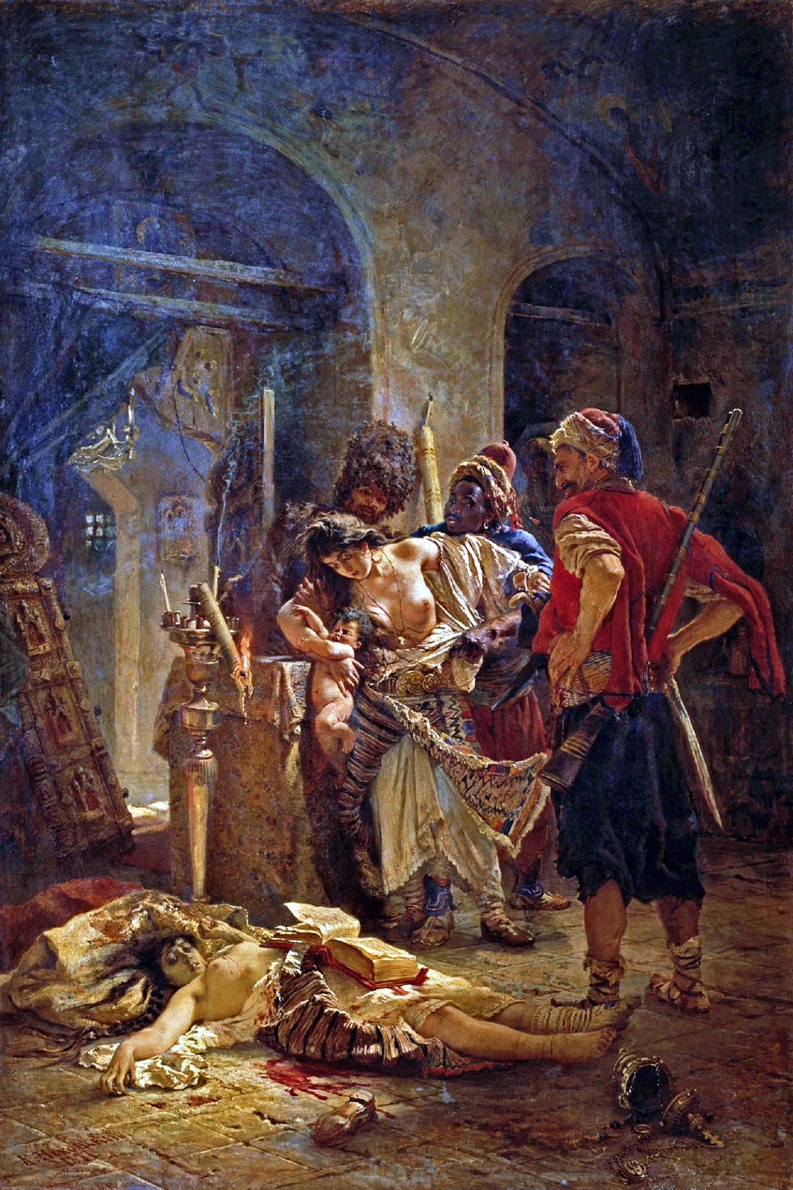 ivan the terrible essay example Dive deep into isabel de madariaga's ivan the terrible with extended analysis, commentary, and discussion.