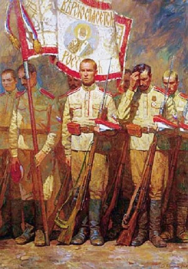 White Movement The Russian 62