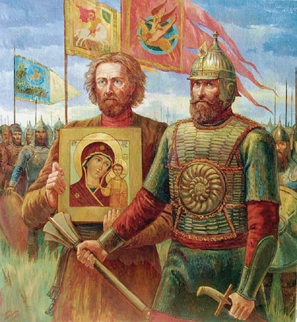 an examination of the films alexander nevsky and 1612