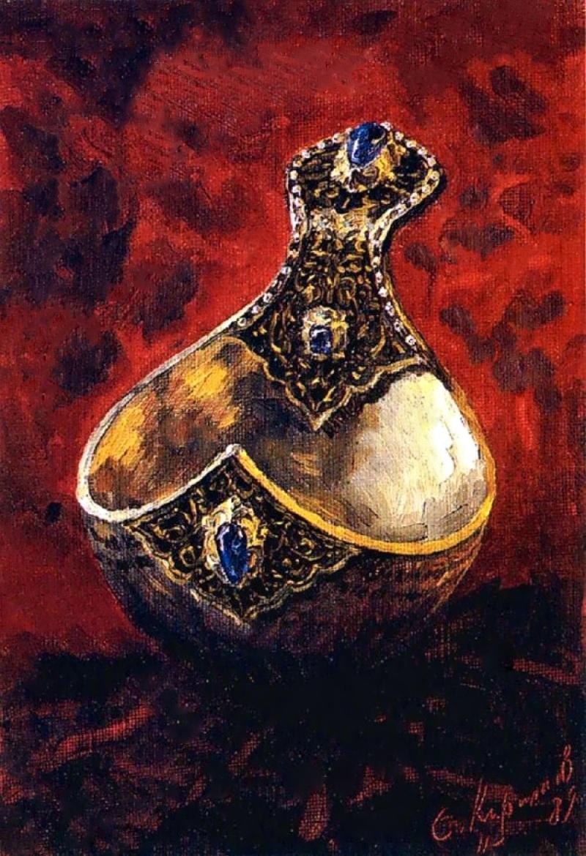 00 Sergei Kirillov. A Scoop of Ivan Grozny. 1989