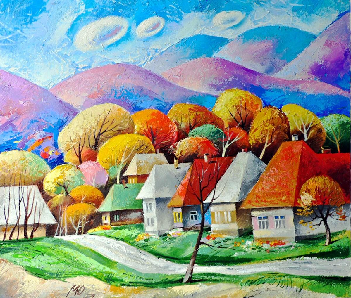 00 Yuri Matsik. Autumn in Carpatho-Russia. 2006