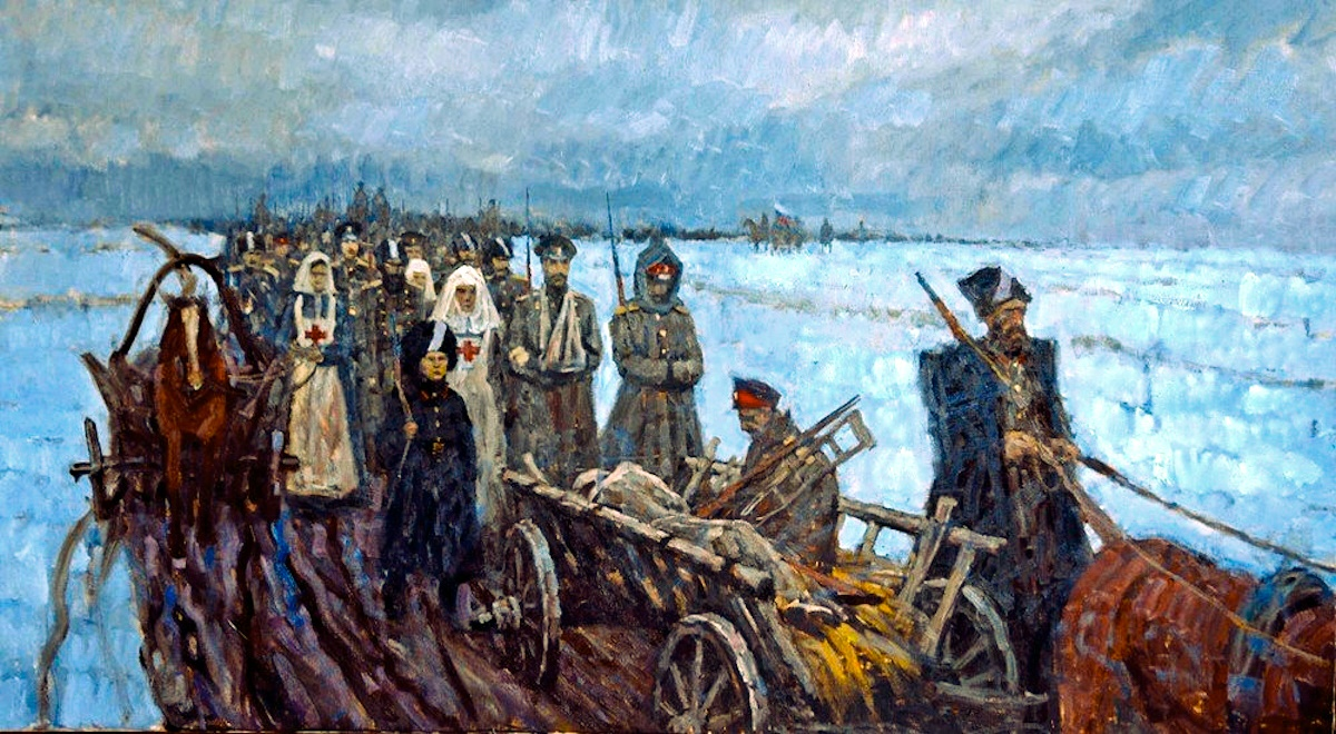 00 Dmitri Shmarin. The Ice March. 2008