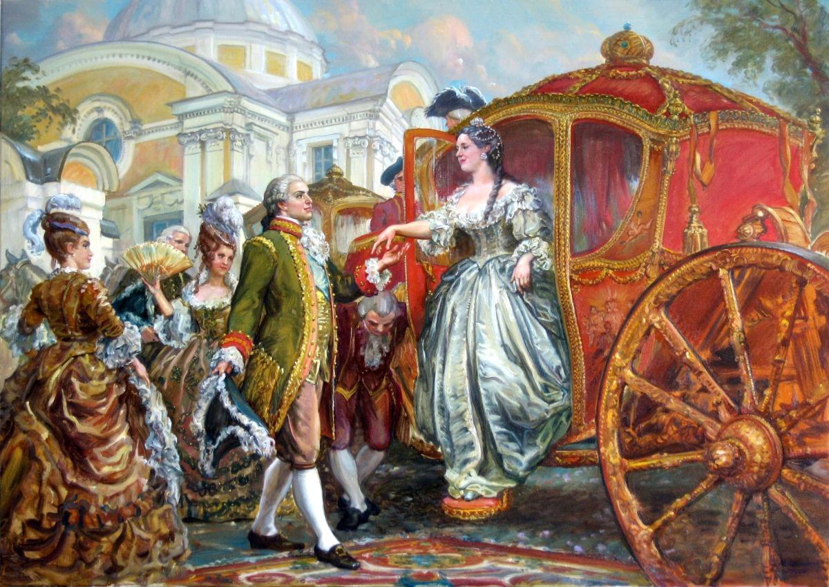 00 Mikhail Shankov. An Imperial Wedding. 2007