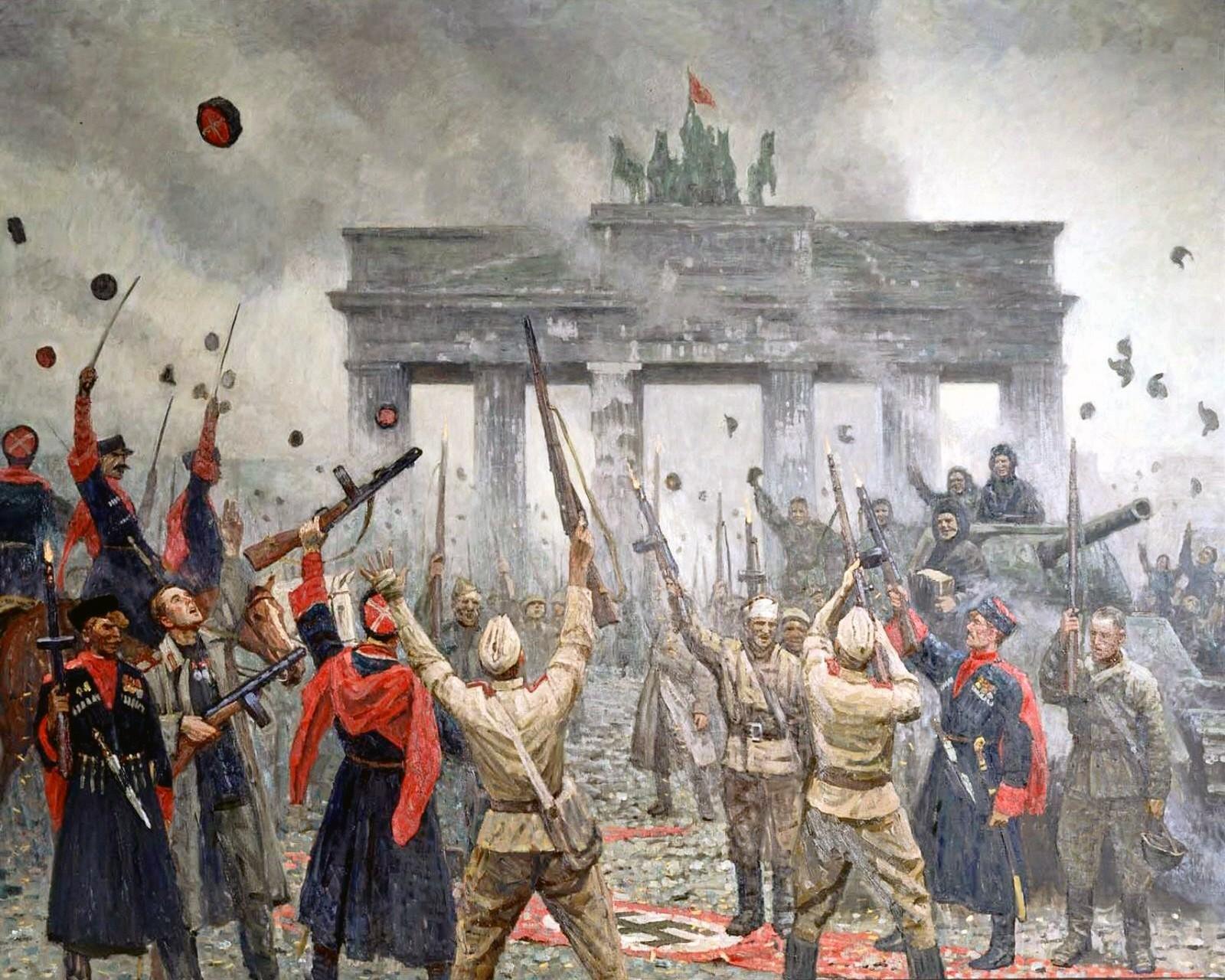 battle of berlin wallpaper - photo #8