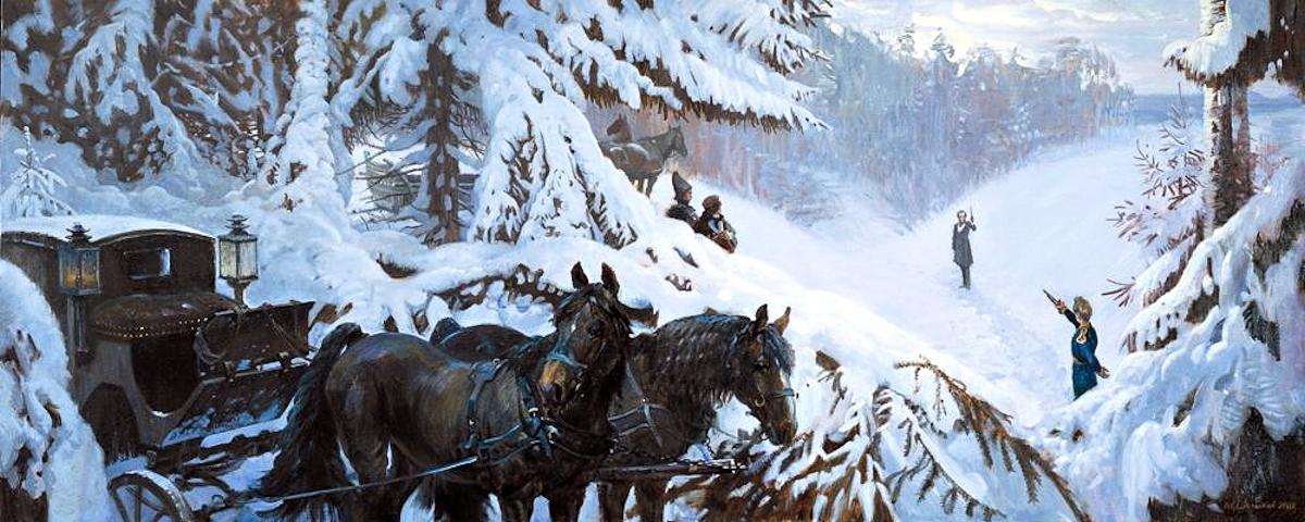 00 Mikhail Shankov. The Duel. 2002