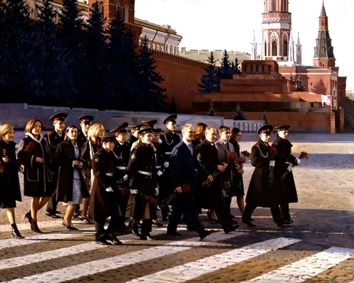 00 Aleksandr Sytov. Russia Forward! 2007
