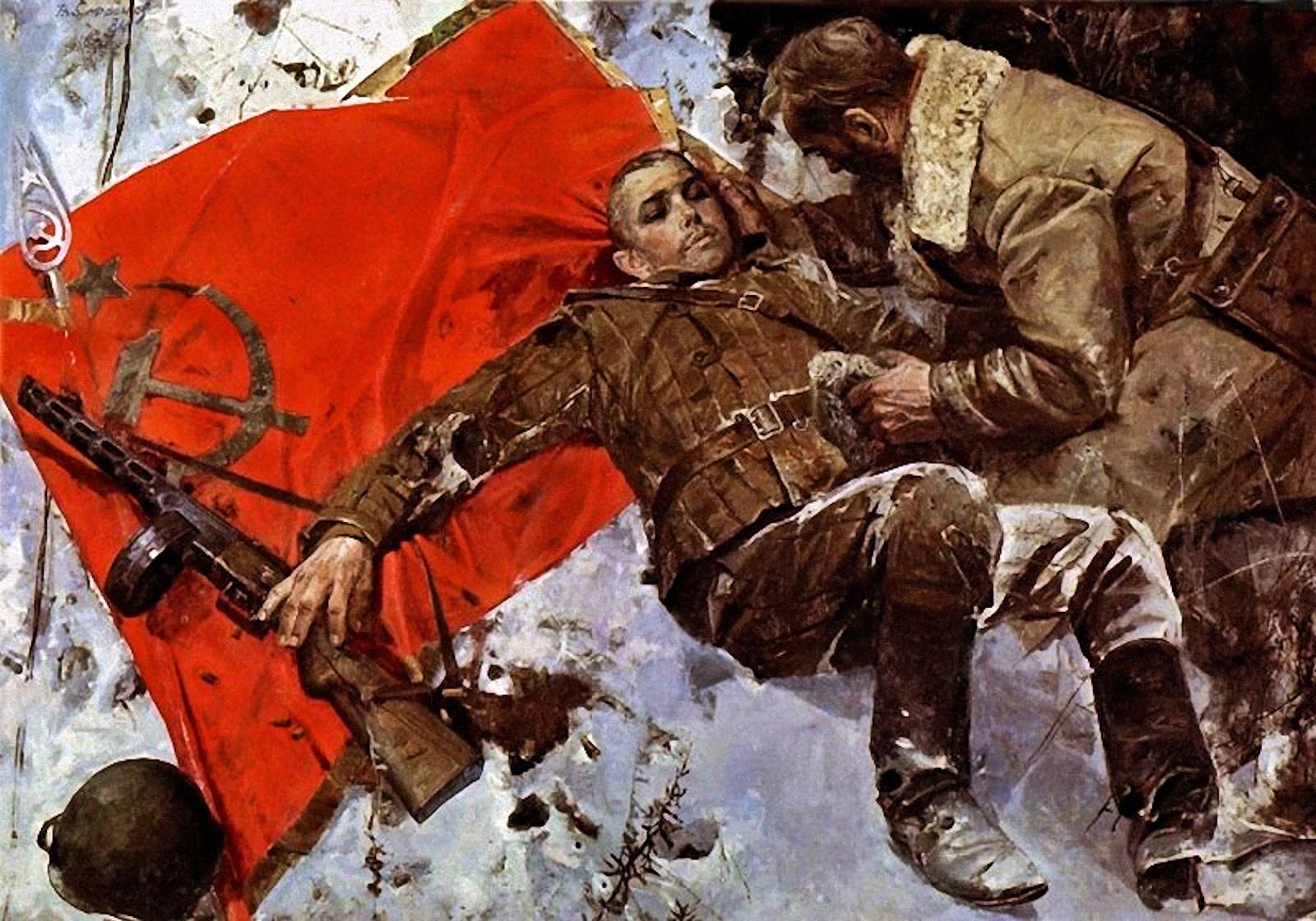 00 V Safonov The Battle Banner