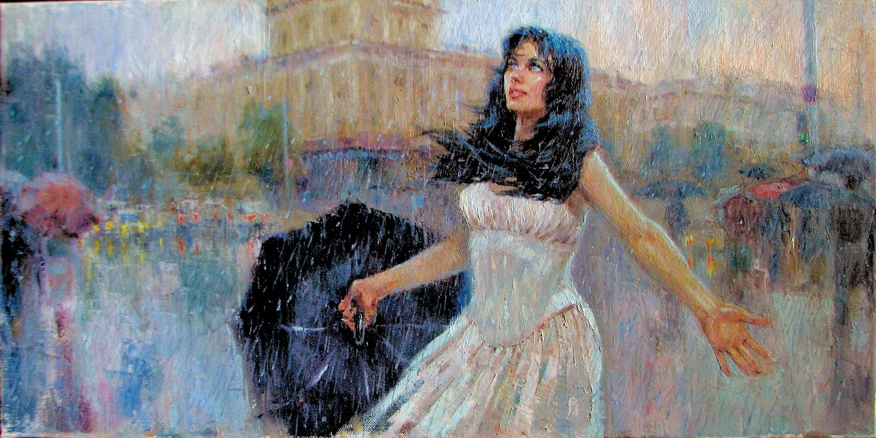 00 Vladimir Kireyev. Rain. 2010