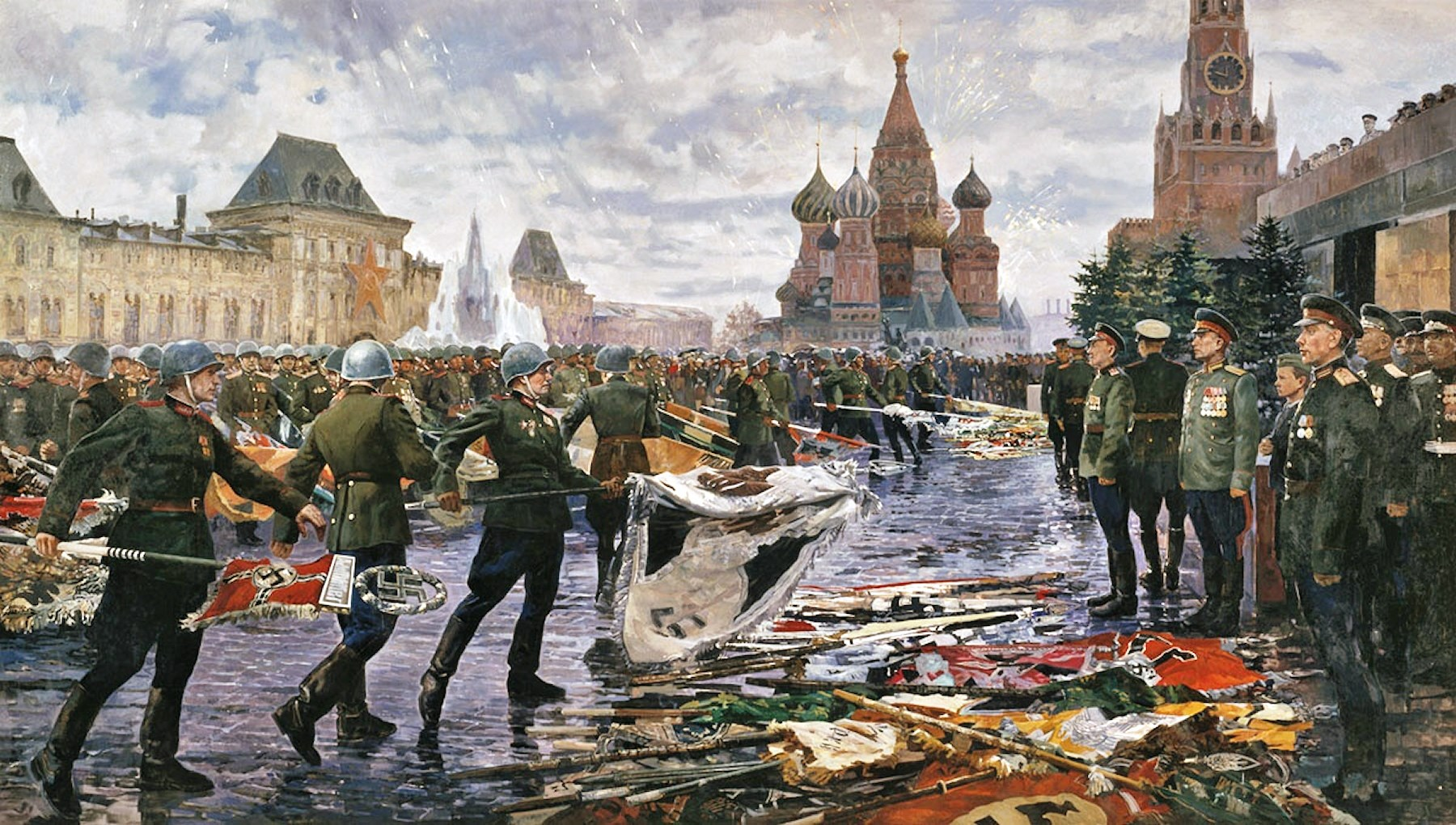 00 Yevgeni Korneyev. Victory Parade