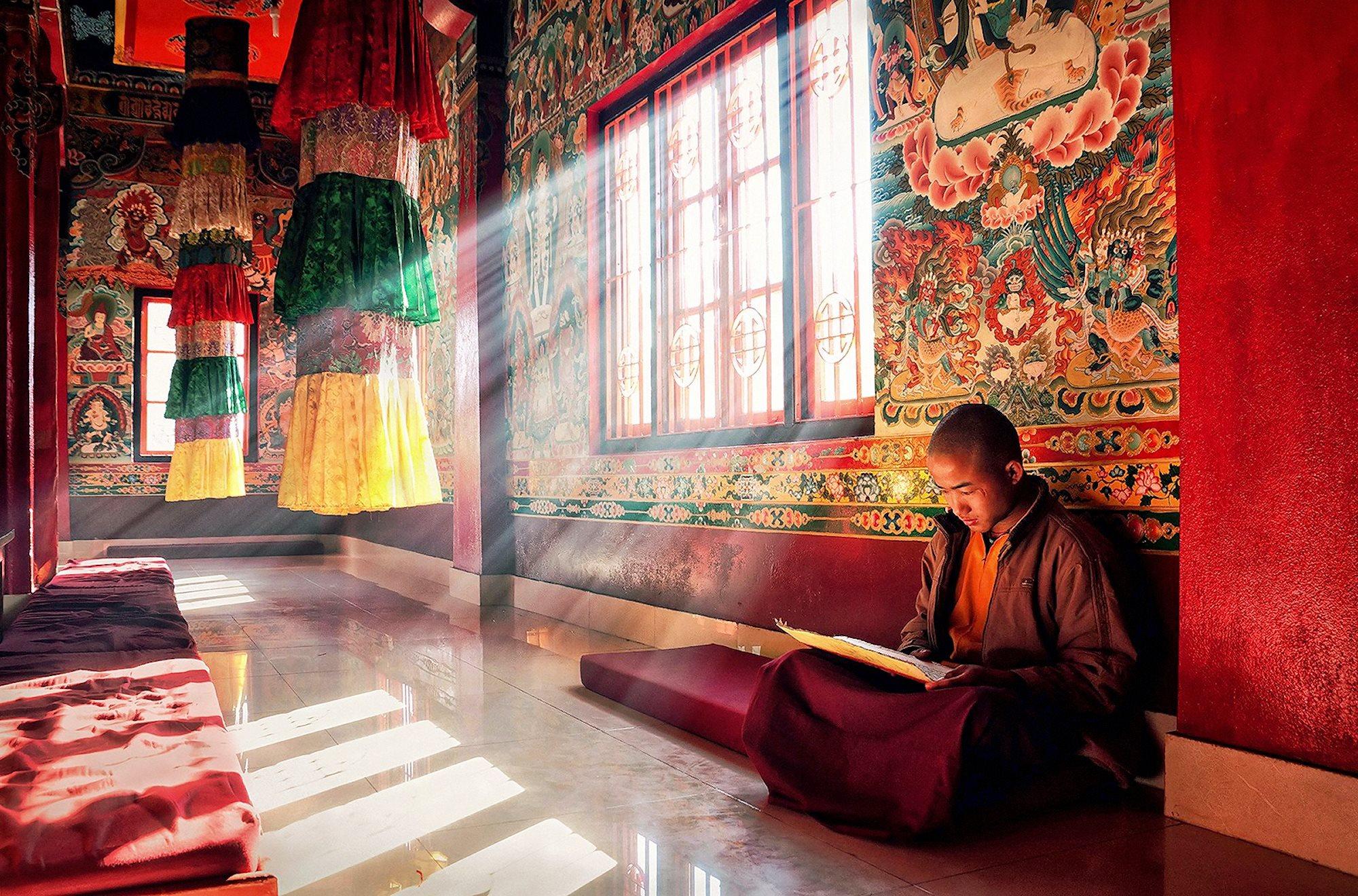 00 Yuri Biryukov. Silence and meditation. Sikkim, India. 2015