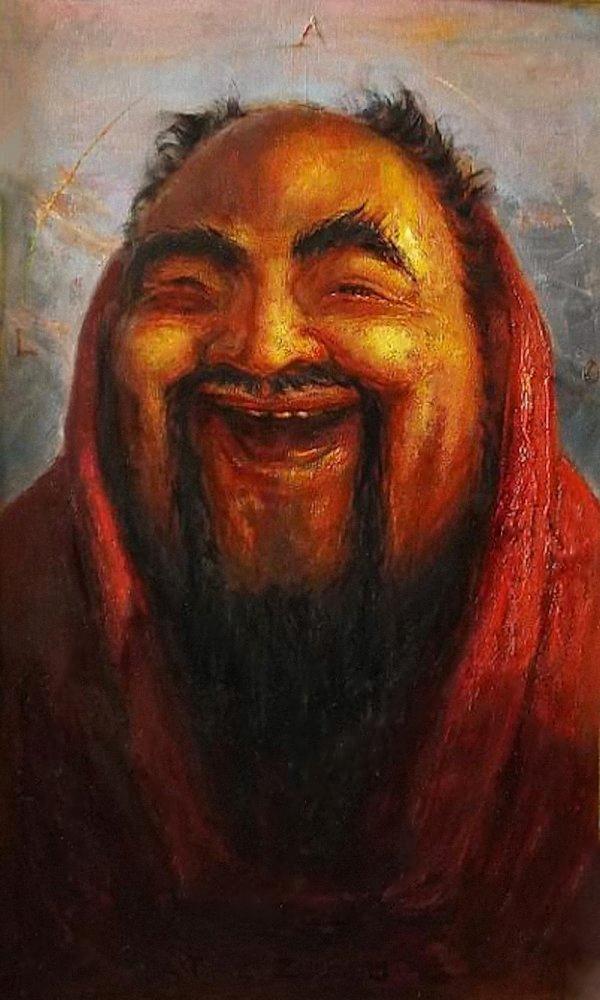 00 Igor Maikov. Lao Tzu. 2011