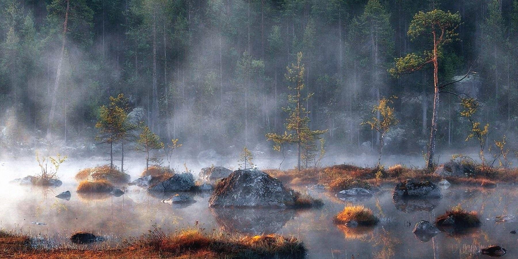 00 Lyubov Trifonova. Silence (Kola Peninsula). 2015