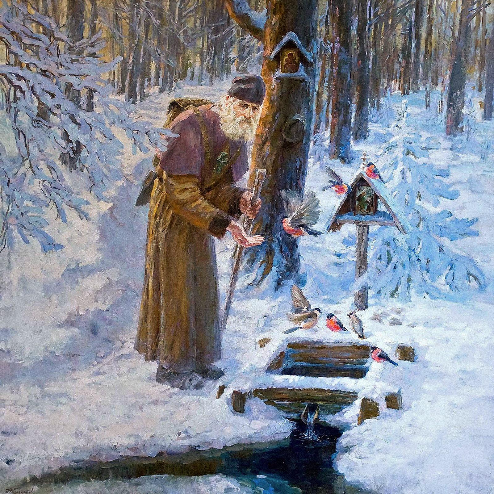 00 Nikolai Burdastov. Snowbirds. 2012
