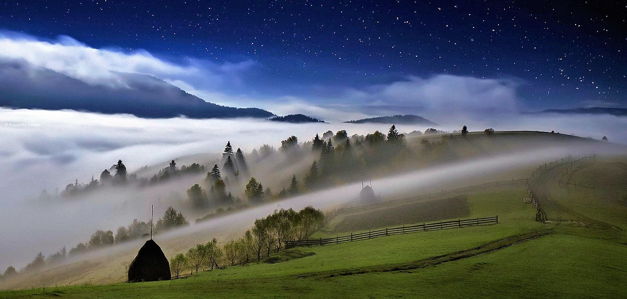 00 Sergei Polyushko. Carpathian Dreams. 2016